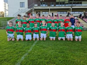 Clonakilty u12 West Cork Football Champions 2020